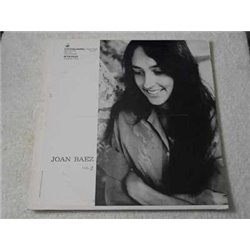 Joan Baez - Vol. 2 LP Vinyl Record For Sale