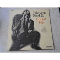 Marianne Faithfull - Greatest Hits LP Vinyl Record For Sale