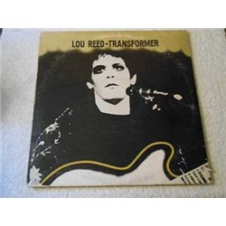Lou Reed - Transformer LP Vinyl Record For Sale