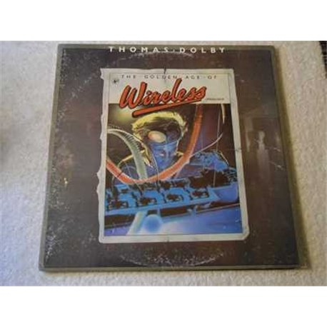 Thomas Dolby - The Golden Age Of Wireless LP Vinyl Record For Sale