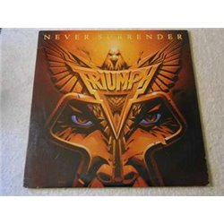 Triumph - Never Surrender LP Vinyl Record For Sale