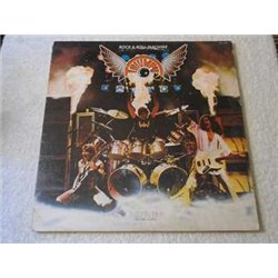Triumph - Rock & Roll Machine LP Vinyl Record For Sale