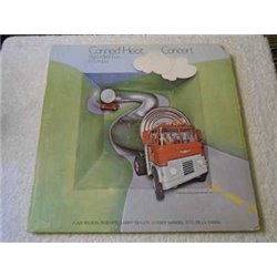 Canned Heat - Live In Europe LP Vinyl Record For Sale