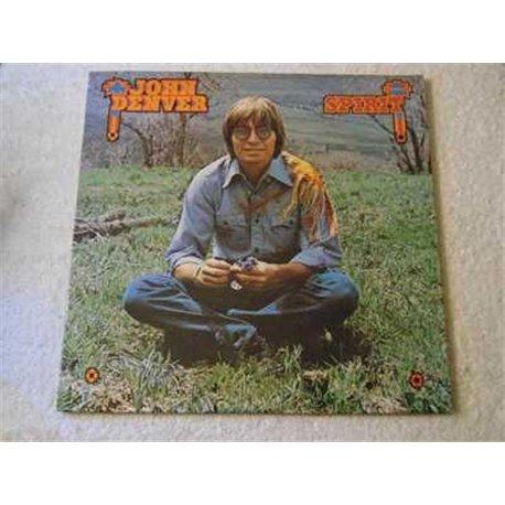 John Denver - Spirit LP Vinyl Record For Sale