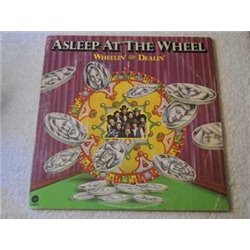 Asleep At The Wheel - Wheelin' And Dealin' LP Vinyl Record For Sale