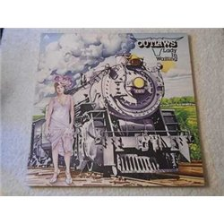 Outlaws - Lady In Waiting LP Vinyl Record For Sale