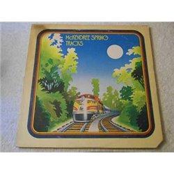 McKendree Spring - Tracks LP Vinyl Record For Sale