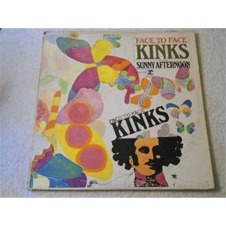 Kinks - Face To Face LP Vinyl Record For Sale
