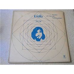The Kinks - Lola Versus Powerman And The Moneygoround LP Vinyl Record For Sale