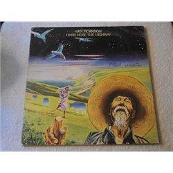 Van Morrison - Hard Nose The Highway LP Vinyl Record For Sale
