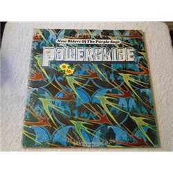 New Riders Of The Purple Sage - Powerglide LP Vinyl Record For Sale