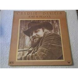 Charlie Daniels - Honey In The Rock LP Vinyl Record For Sale