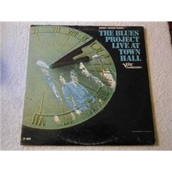 The Blues Project - Live At Town Hall LP Vinyl Record For Sale
