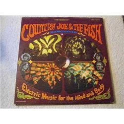 Country Joe & The Fish - Electric Music For The Mind And Body LP Vinyl Record For Sale
