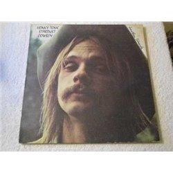 Jonathan Edwards - Honky-Tonk Stardust Cowboy LP Vinyl Record For Sale