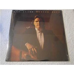 Guy Clark - Better Days LP Vinyl Record For Sale