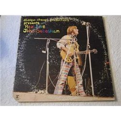 John Sebastian - Real Live LP Vinyl Record For Sale