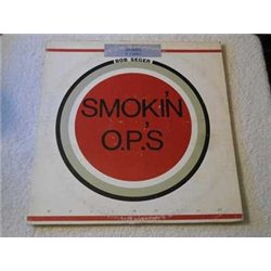 Bob Seger - Smokin' O.P.'s LP Vinyl Record For Sale