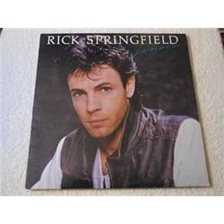 Rick Springfield - Living In Oz LP Vinyl Record For Sale
