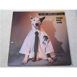 Rick Springfield - Working Class Dog LP Vinyl Record For Sale