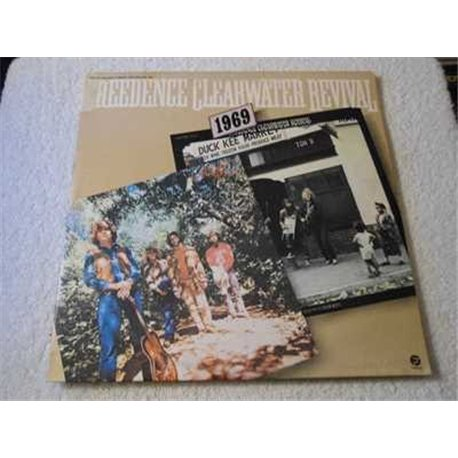Creedence Clearwater Revival - 1969 LP Vinyl Record For Sale