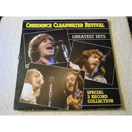 Creedence Clearwater Revival - Greatest Hits LP Vinyl Record For Sale