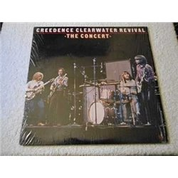 Creedence Clearwater Revival - The Concert LP Vinyl Record For Sale