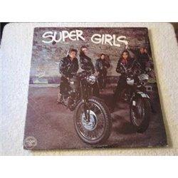 Super Girls - Various Female Artists LP Vinyl Record For Sale