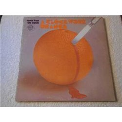 A Clockwork Orange - Music From The Movie LP Vinyl Record For Sale