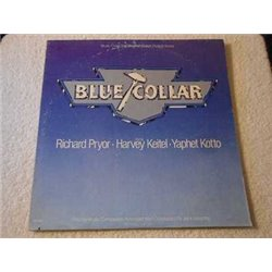 Blue Collar - Motion Picture Score LP Vinyl Record For Sale
