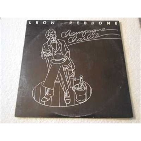 Leon Redbone - Champagne Charlie LP Vinyl Record For Sale