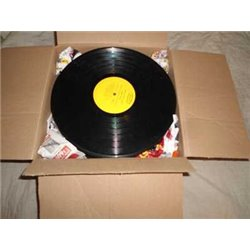 Vinyl Records LPs For Crafts And Projects For Sale - 120 Count