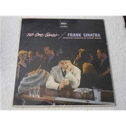 Frank Sinatra - No One Cares LP Vinyl Record For Sale