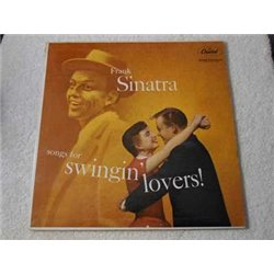 Frank Sinatra - Songs For Swingin' Lovers LP Vinyl Record For Sale