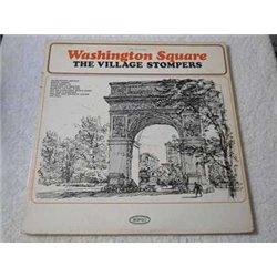 The Village Stompers - Washington Square LP Vinyl Record For Sale