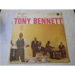 Tony Bennett - The Beat Of My Heart LP Vinyl Record For Sale