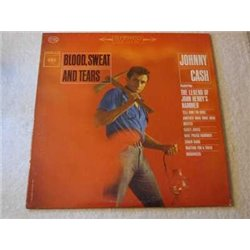 Johnny Cash - Blood, Sweat And Tears LP Vinyl Record For Sale