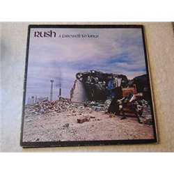 Rush - A Farewell To Kings LP Vinyl Record For Sale
