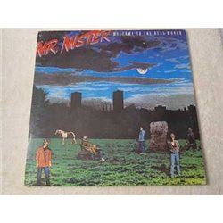 Mr. Mister - Welcome To The Real World IMPORT LP Vinyl Record For Sale