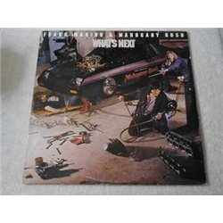 Frank Marino & Mahogany Rush - Whats Next LP Vinyl Record For Sale