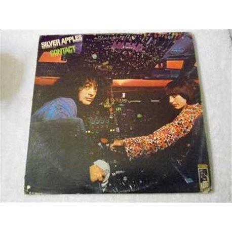 Silver Apples - Contact LP Vinyl Record For Sale
