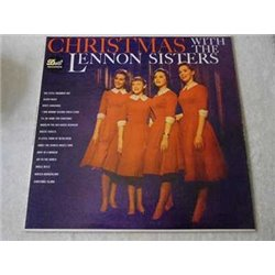 The Lennon Sisters - Christmas With The Lennon Sisters LP Vinyl Record For Sale
