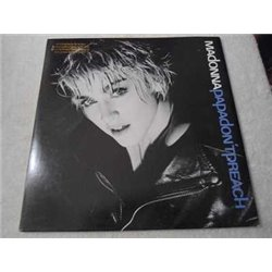 Madonna - Papa Don't Preach PROMO Single Vinyl Record For Sale