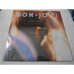 Bon Jovi - 7800° Fahrenheit LP Vinyl Record For Sale