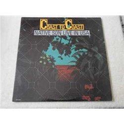 Native Son - Coast To Coast / Live In USA LP Vinyl Record For Sale