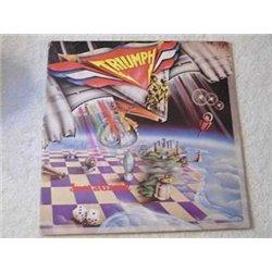 Triumph - Just A Game LP Vinyl Record For Sale