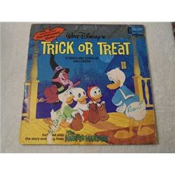Walt Disney's - Trick Or Treat LP Vinyl Record For Sale