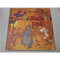 Walt Disney - Songs From The Jungle Book LP Vinyl Record For Sale