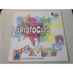 Walt Disney's - The Aristocats LP Vinyl Record For Sale