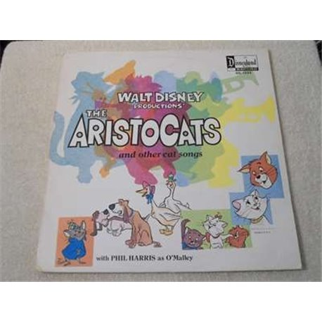 Walt Disney's - The Aristocats LP Vinyl Record For Sale